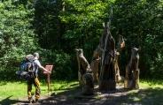 Odin Statue in Dierhagen