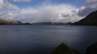 Blick in den Skipsfjord