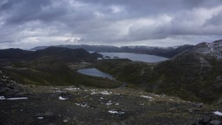 Aussicht auf den Skipsfjord