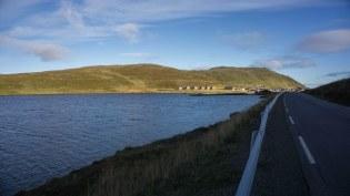 Der nördlichste Campingplatz der Welt...