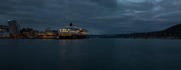 MS Finnmarken der Hurtigruten